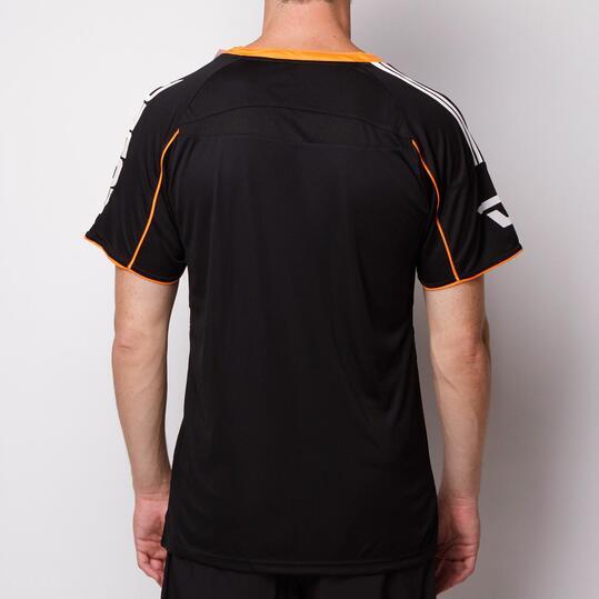 Camiseta Fútbol DAFOR Negro Hombre