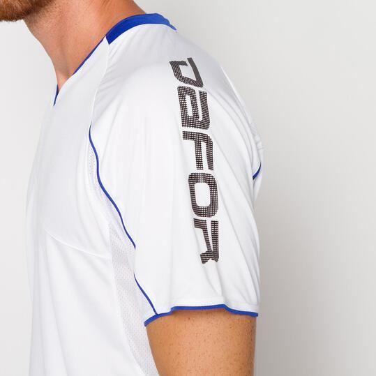 Camiseta Fútbol DAFOR Blanco Hombre
