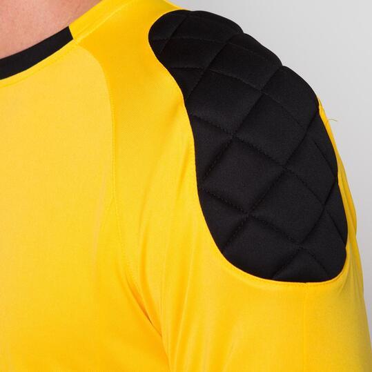 DAFOR Camiseta Amarillo Hombre