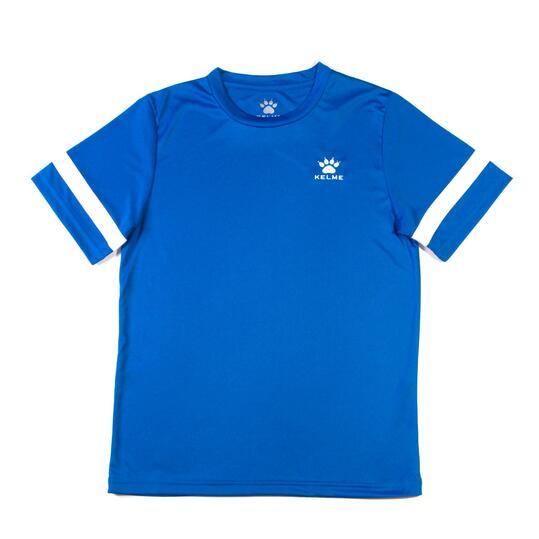 KELME Camiseta Fútbol Azul Niño (8-16)
