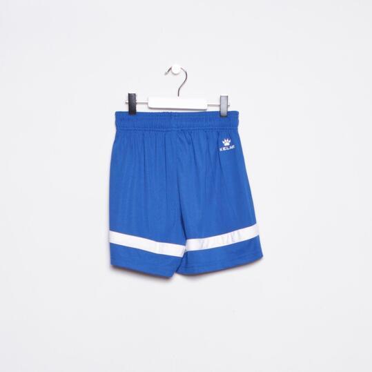 KELME Pantalón Corto Fútbol Azul Niño