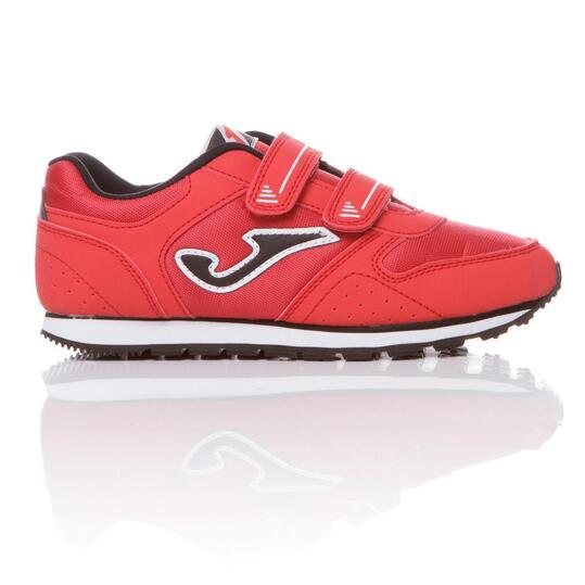 JOMA TORNADO Zapatillas Casual Rojo Niña (30-35)