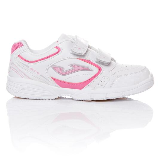 7978977e JOMA SCHOOL Zapatillas Casual Blanco Niña (28-35) | Sprinter