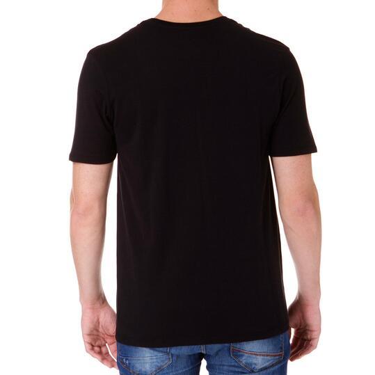 Camiseta Manga Corta Hombre NIKE Negra