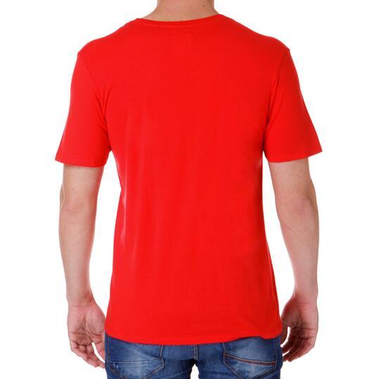 NIKE TIME Camiseta Rojo Hombre