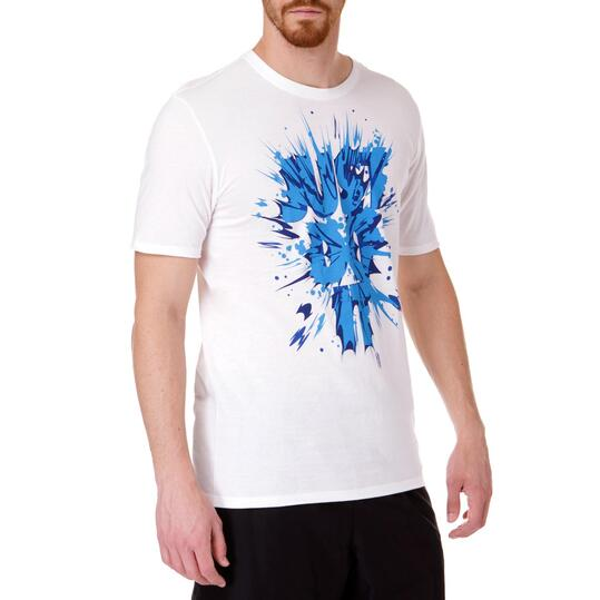 NIKE JDI BLoWoUT Camiseta Blanco Hombre