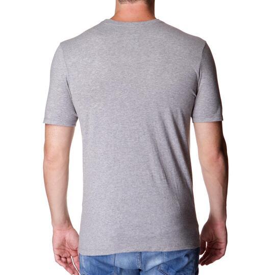 Camiseta Manga Corta Hombre NIKE JDI BLoWoUT Gris