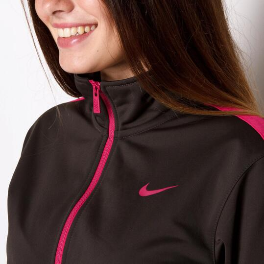 NIKE TRACK Chándal Gris Mujer