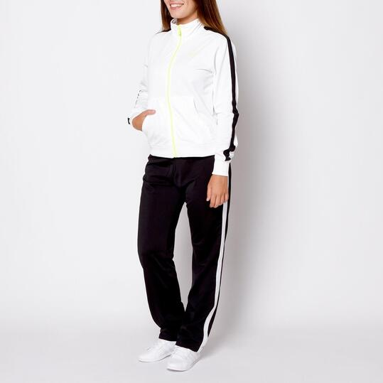 chandal nike blanco