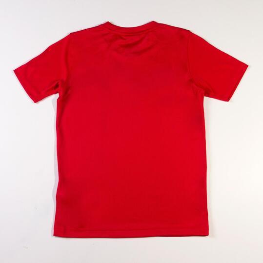 NIKE ACADEMY Camiseta Fútbol Rojo Hombre