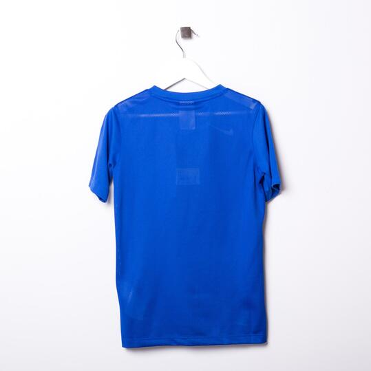 NIKE ACADEMY Camiseta Fútbol Azul Hombre