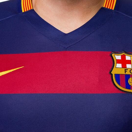 NIKE Camiseta 1ª Equipación Barcelona C.F.