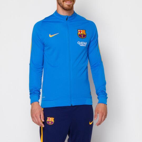 NIKE Chándal Barça Hombre