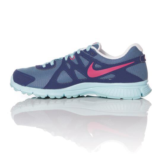 NIKE REVOLUTION 2 Zapatillas Running Azul Mujer