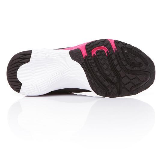NIKE TRI FUSION Zapatillas Running Negro Coral Niña