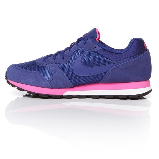 NIKE RUNNER Zapatillas Sneakers Azul Mujer