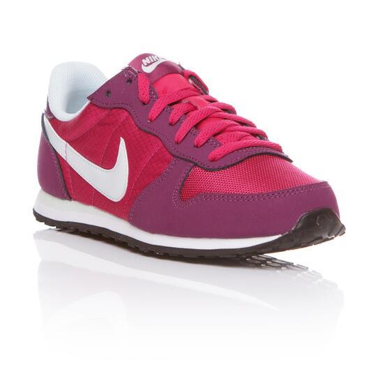 NIKE GENNICO Sneakers Rojo Mujer