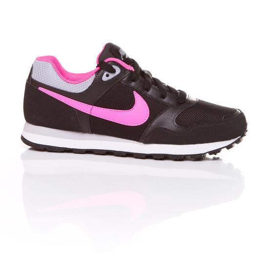 NIKE MD RUNNER 2 Sneakers Negro Niña
