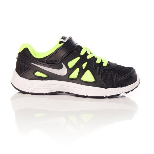 NIKE REVOLUTION 2 Zapatillas Casual Negro Niño (28,5-35)