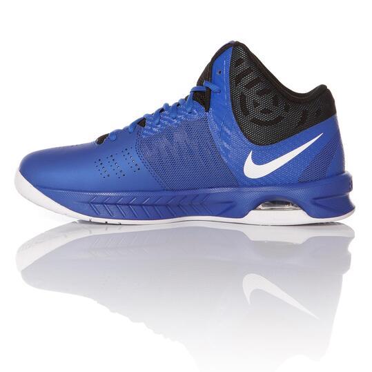 NIKE AIR VISI Botas Baloncesto Azul