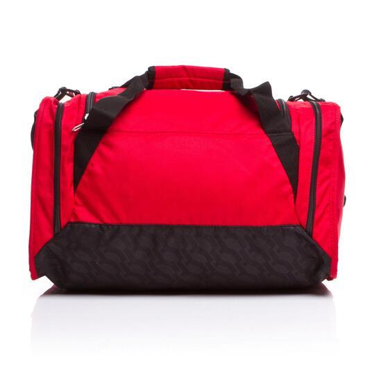 NIKE BRASILIA Bolsa Deporte Rojo Negro
