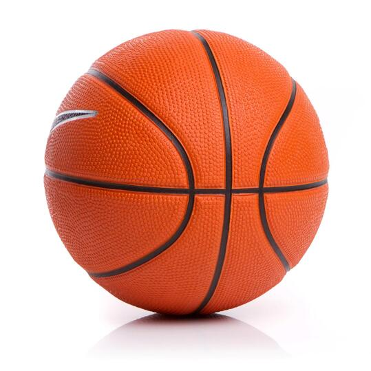 NIKE SWOOSH MiniBalón Basket Naranja