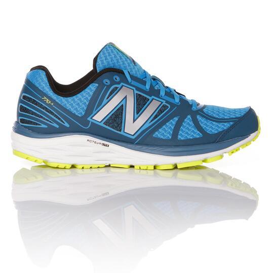 NEW BALANCE Zapatillas Running Azul Hombre