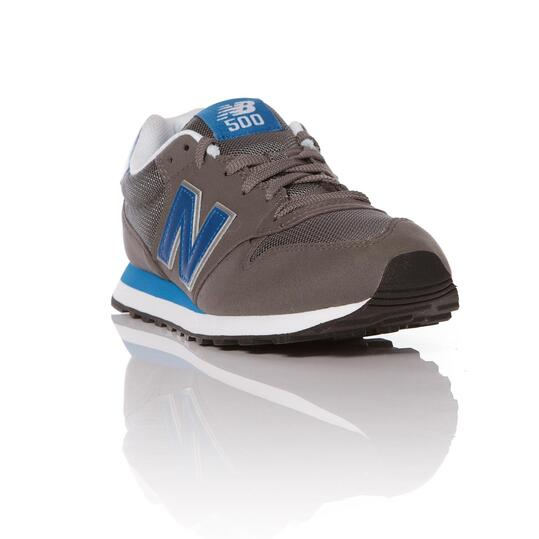 NEW BALANCE GM500 Sneakers Grises Niño