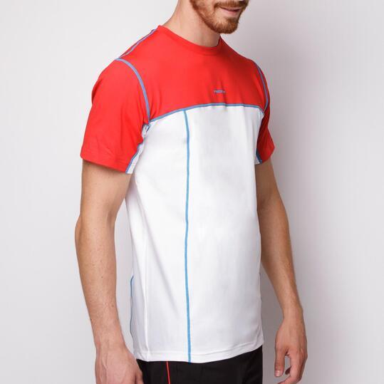 PROTON Camiseta Blanco Hombre