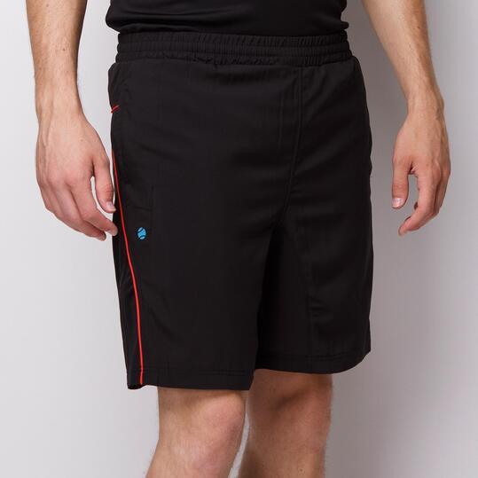 PROTON Pantalones Negro Hombre