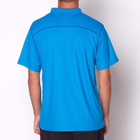 PROTON Polo Azul Hombre