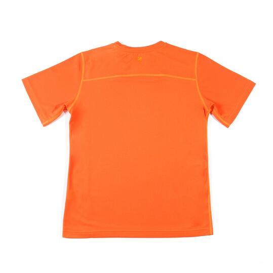 Camiseta PROTON Naranja Niño (10-16)