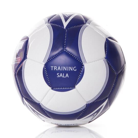 DAFOR Balón Fútbol Blanco Azul