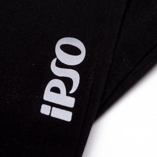Guantes Running IPSO Negro Unisex