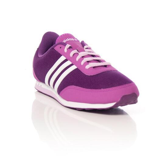 ADIDAS STYLE RACE Sneakers Morado Mujer