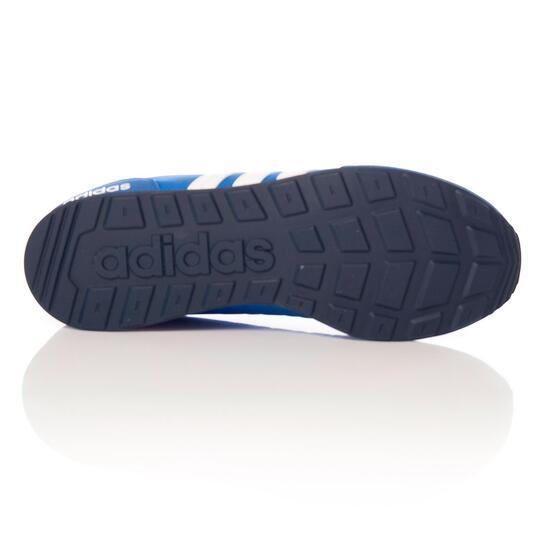 ADIDAS V RUN VS Zapatillas Casual Nylon Azul Hombre