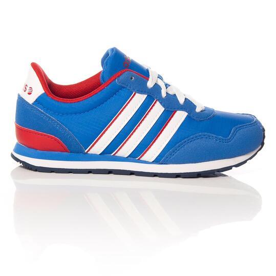 ADIDAS RETRORUNNING Sneakers Azul Blanco Niño (28-35)