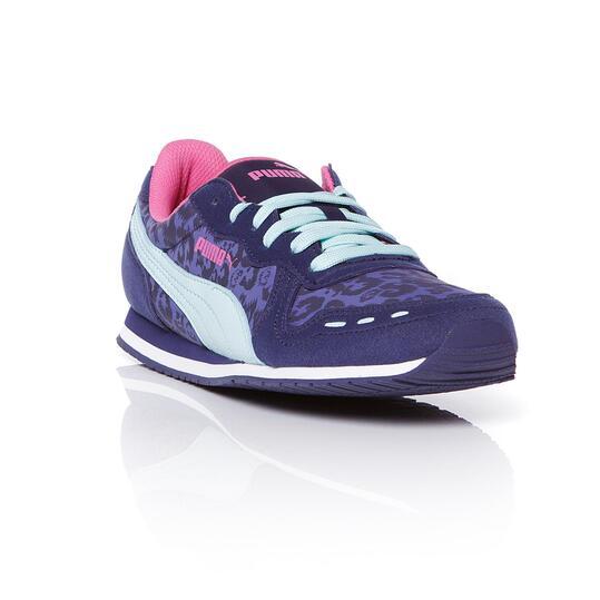 PUMA Sneakers Estampadas Niña (36-38,5)
