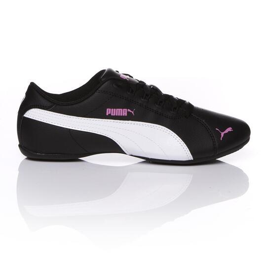 PUMA Sneakers Negro Mujer