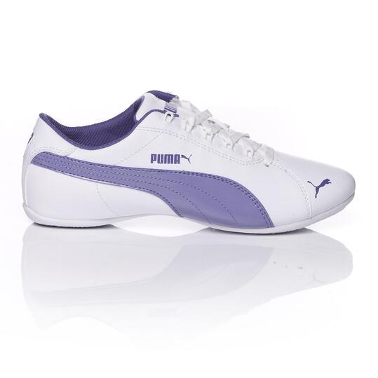 PUMA Sneakers Blanco Mujer