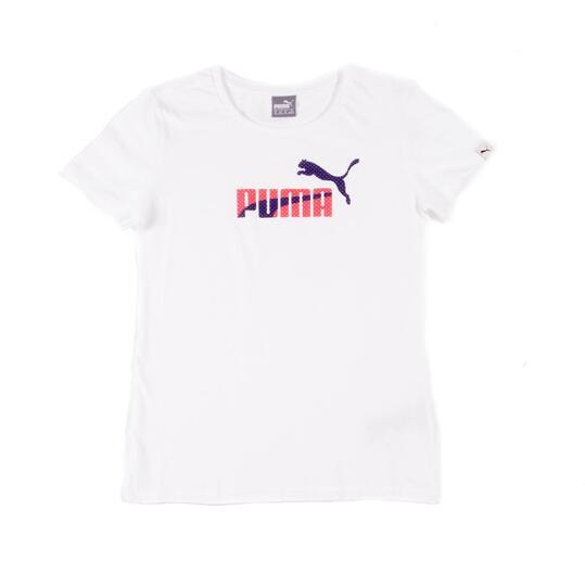PUMA FUN Camiseta Manga Corta Niña (10-16)