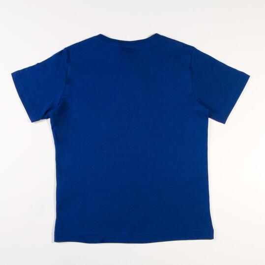 PUMA ESS Camiseta Marino Niño