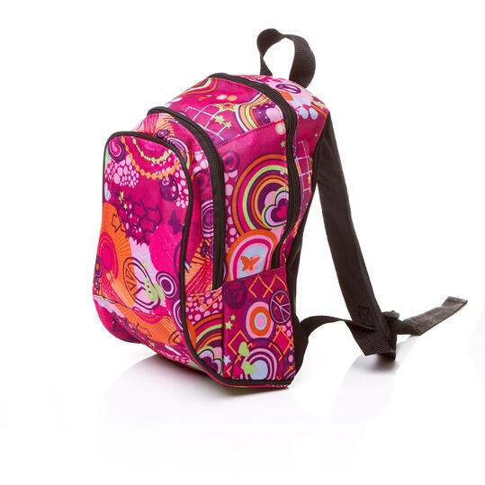 UP Minimochila Estampado Fucsia Unisex