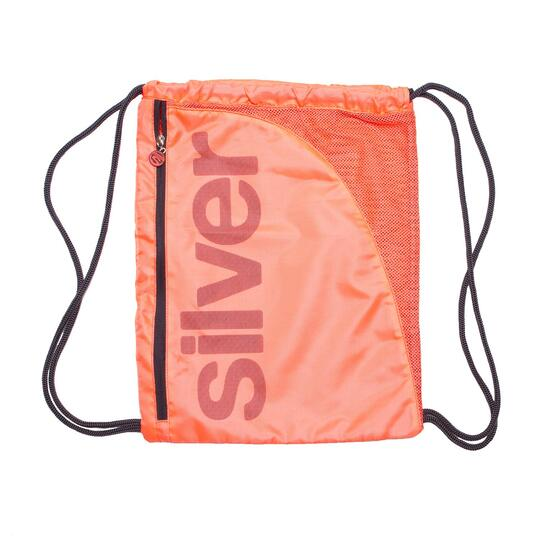 SILVER Gymsack Coral Unisex