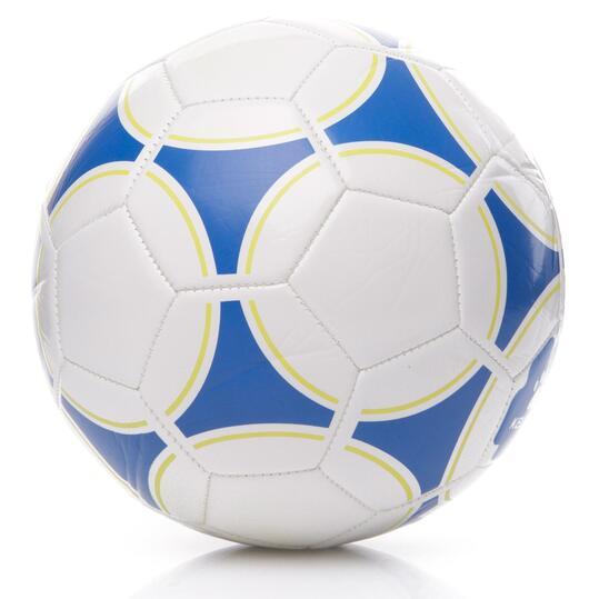 KELME SOCCER Balón Fútbol Blanco Azul