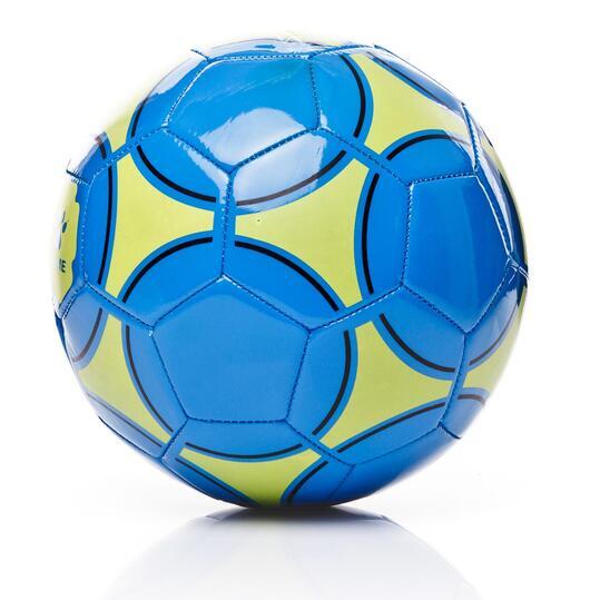 KELME SOCCER Balón Fútbol Azul Amarillo