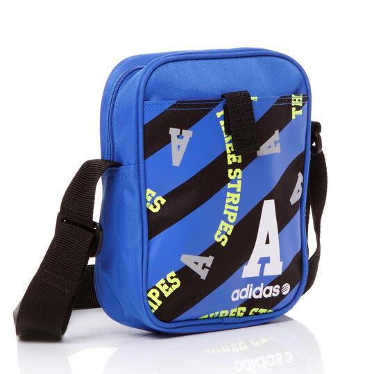 Bolso Bandolera ADIDAS Azul
