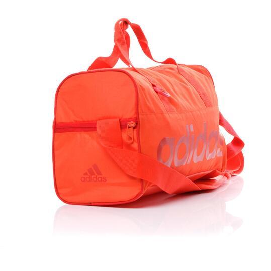 ADIDAS LINEAR PERFORMANCE Bolsa Deporte Naranja
