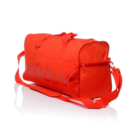 ADIDAS LINEAR PERFORMANCE TEAM BAG Bolsa Deporte Naranja