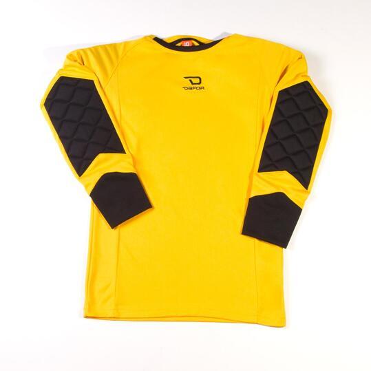 Camiseta DAFOR Amarillo Niño (8-16)